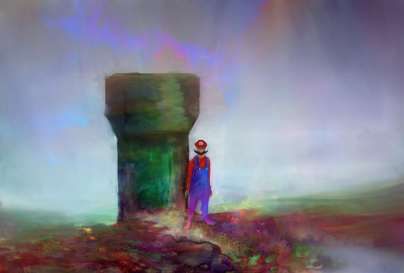 Mario by marcocasalvieri