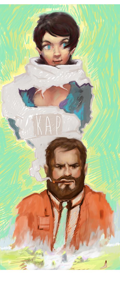 KAP by marcocasalvieri
