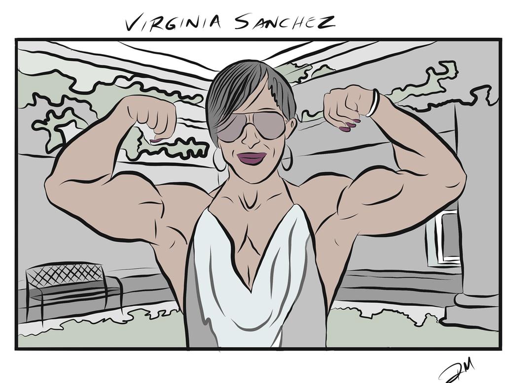 Viginia Sanchez by MorphMedic