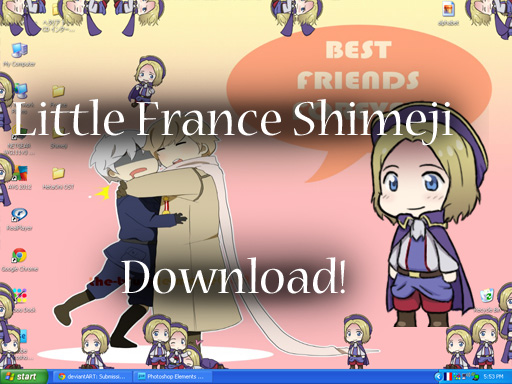 Little France Shimeji