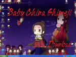 Baby China Shimeji