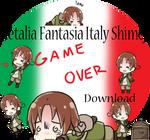 Hetalia Fantasia Italy Shimeji