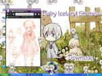 Baby Iceland Shimeji