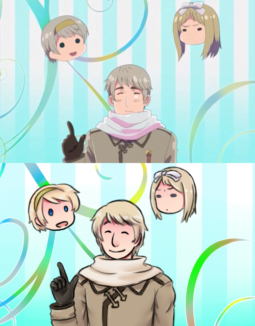 Hetalia Russia Screencaps