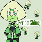 Peridot Shimeji