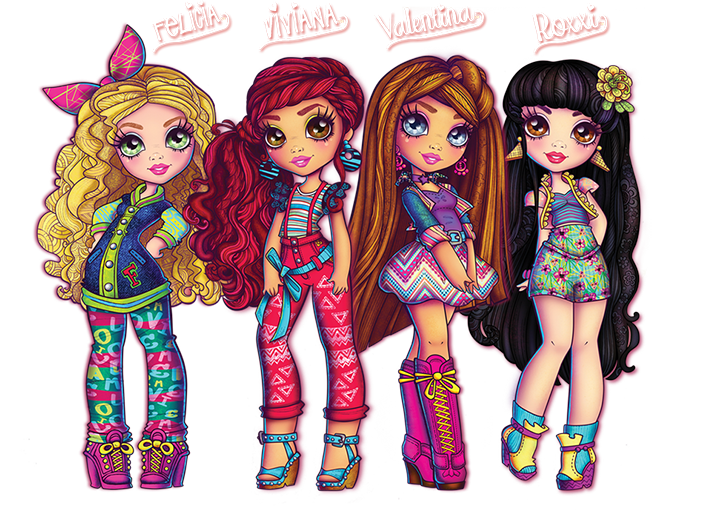 Vi and Va Felicia Fashion Pack by MGA EXoJ5SX51