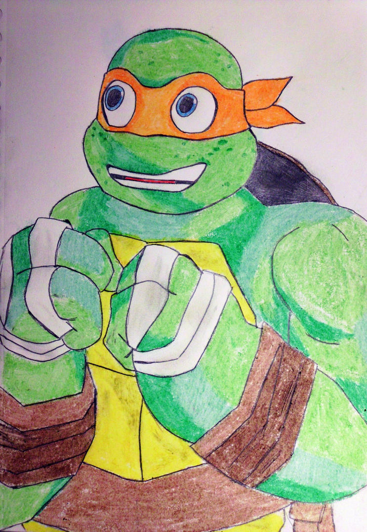 Request: Mikey by CpointSpoint