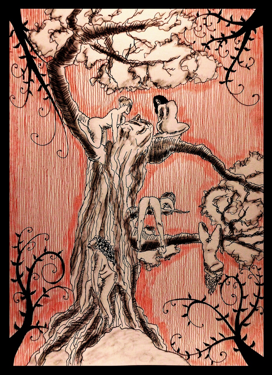 Tree of Earthly Delights by CpointSpoint