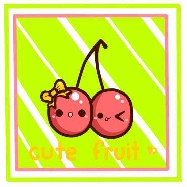 cute fruit:-:. by evillittlecherry on DeviantArt