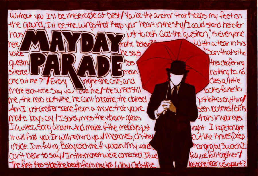 Terrible Things Mayday Parade - 1044.2KB