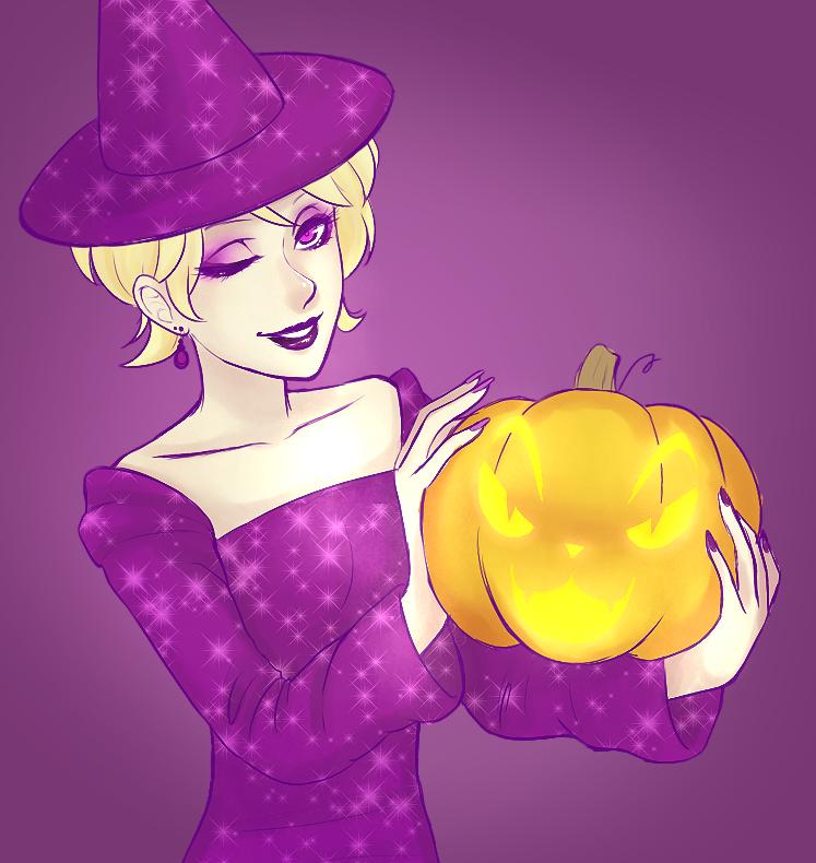 Happy Halloween by evillittlecherry