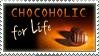Chocoholic Stamp by Eilorendil