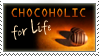 Chocoholic Stamp by Eilorendil