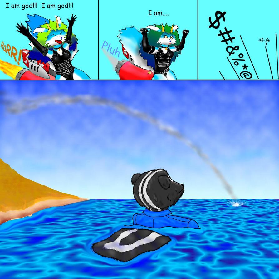Splashdown by tbolt