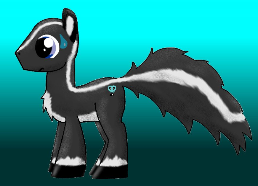 My Little Skunk by tbolt