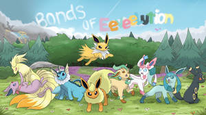 Bonds of Eeveelution - Cover (Outdated)