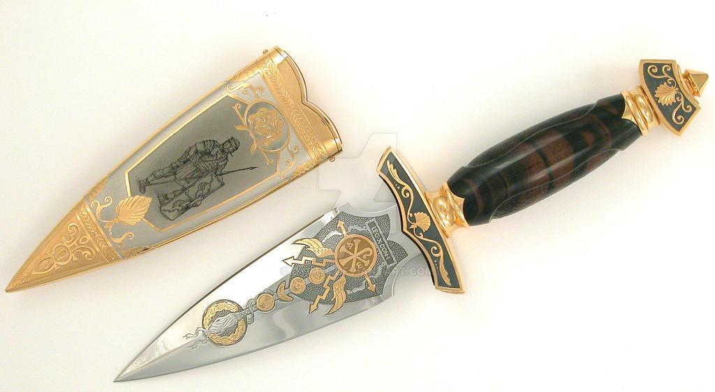 dagger Rome by DYIM74