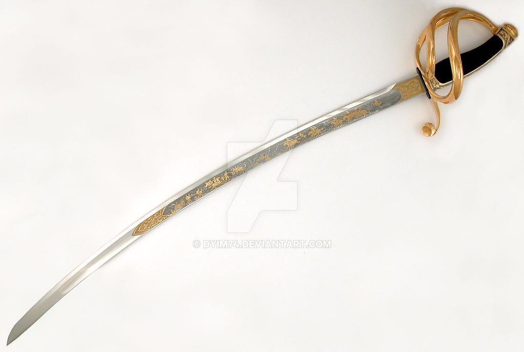 cavalry saber by DYIM74