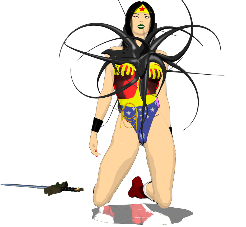 For the WonderWoman Who Has Everything by Narucoman