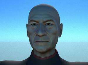 Picard fan art