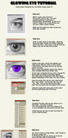 Glowing eye tutorial