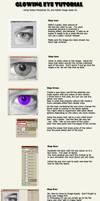 Glowing eye tutorial