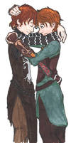 Merry and Pippin: RotK
