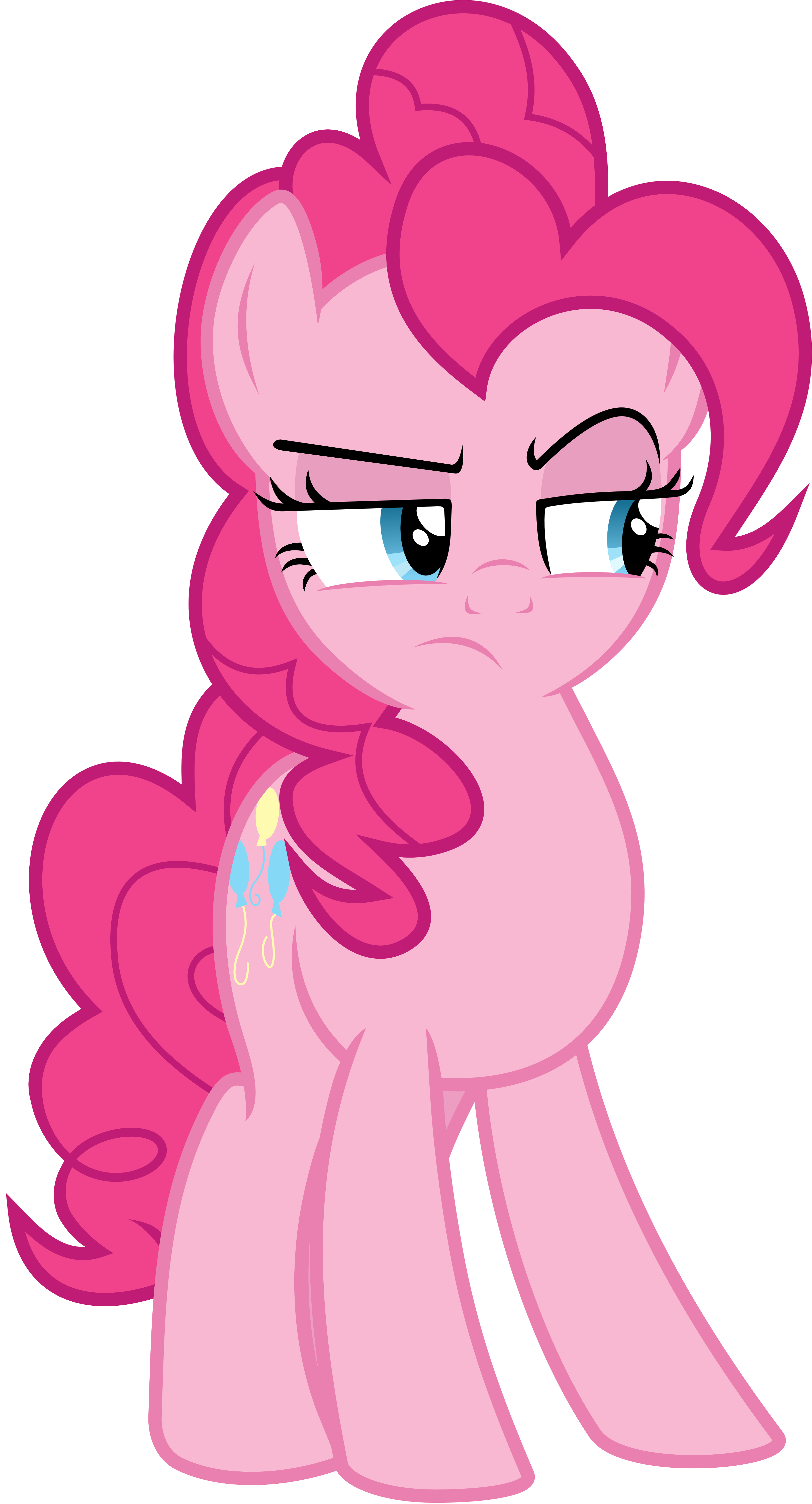 Suspicious Pinkie