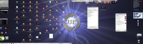 UbuntuDekstopDeviantScreenlets by shareme