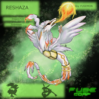 Reshaza: Savor the fire by Agryo