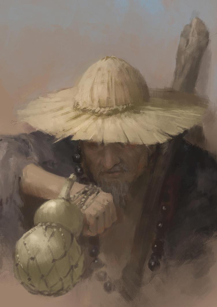 Beggar by w15nu91