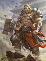Hammer Giant Kanever (Reg) by wisnutan