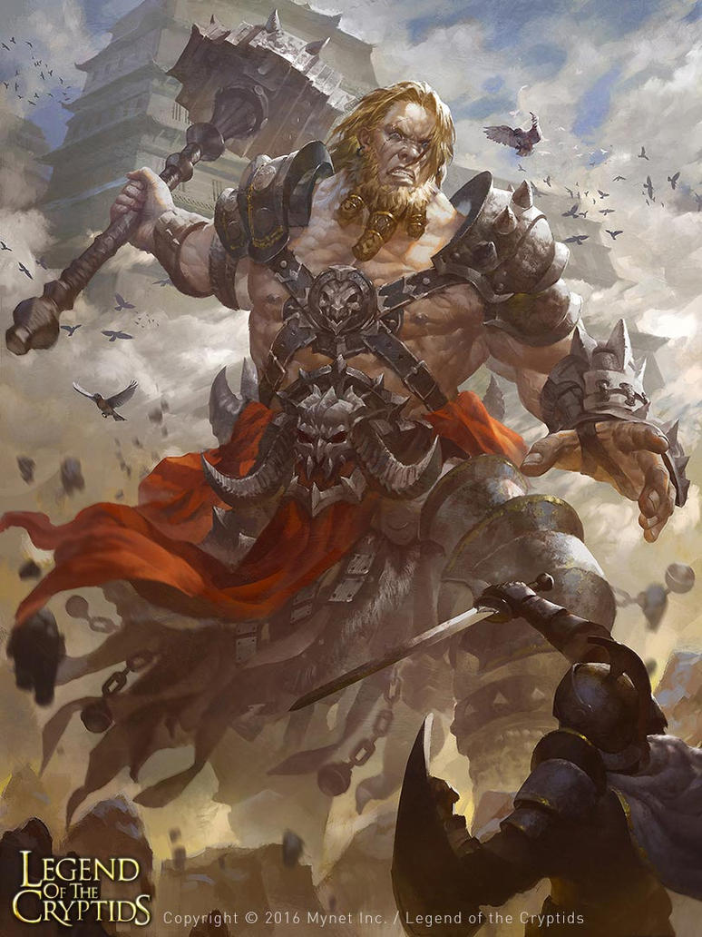 Hammer Giant Kanever (Adv) by w15nu91