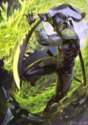 Genji by wisnutan
