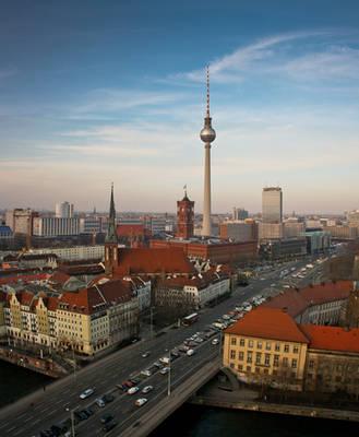 Berlin ick liebe dir by baronjungern
