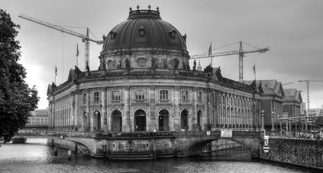 Bode-Museum by baronjungern
