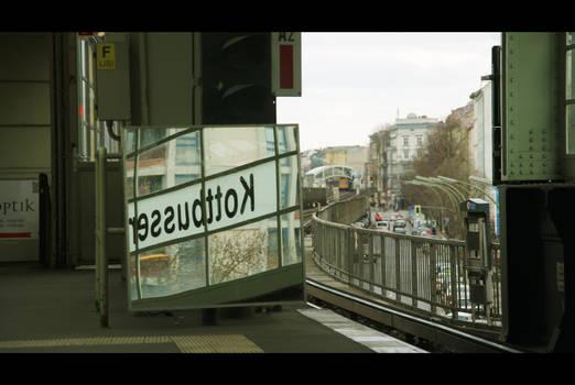 Frames of a city II