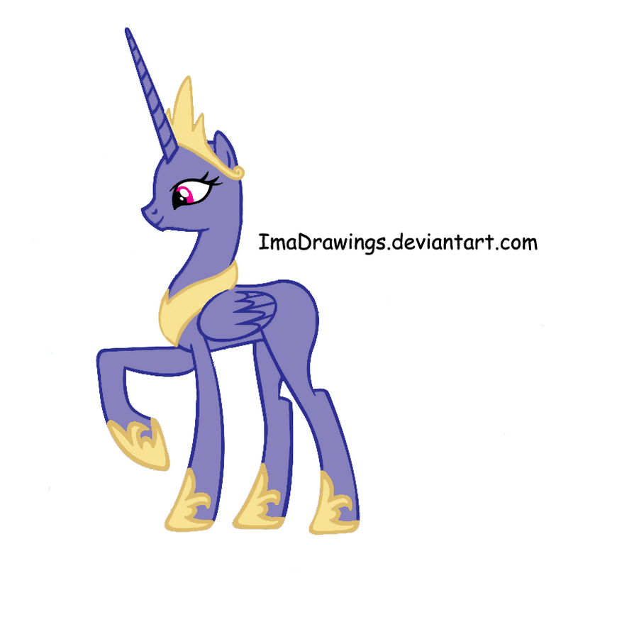 Mlp Alicorn Base 1 By ImaDrawings On DeviantArt