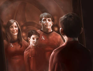 The Red Shirt who Lived