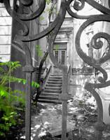 abandoned place of residence..