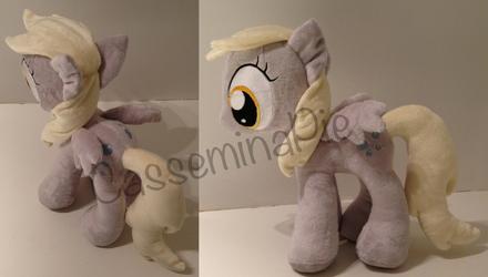 My Little Pony Plush - Derpy Hooves by CasseminaPie