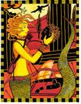 Triumphant Medusa