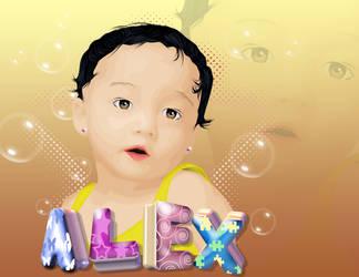 my daughter in vexel by bhongzkie