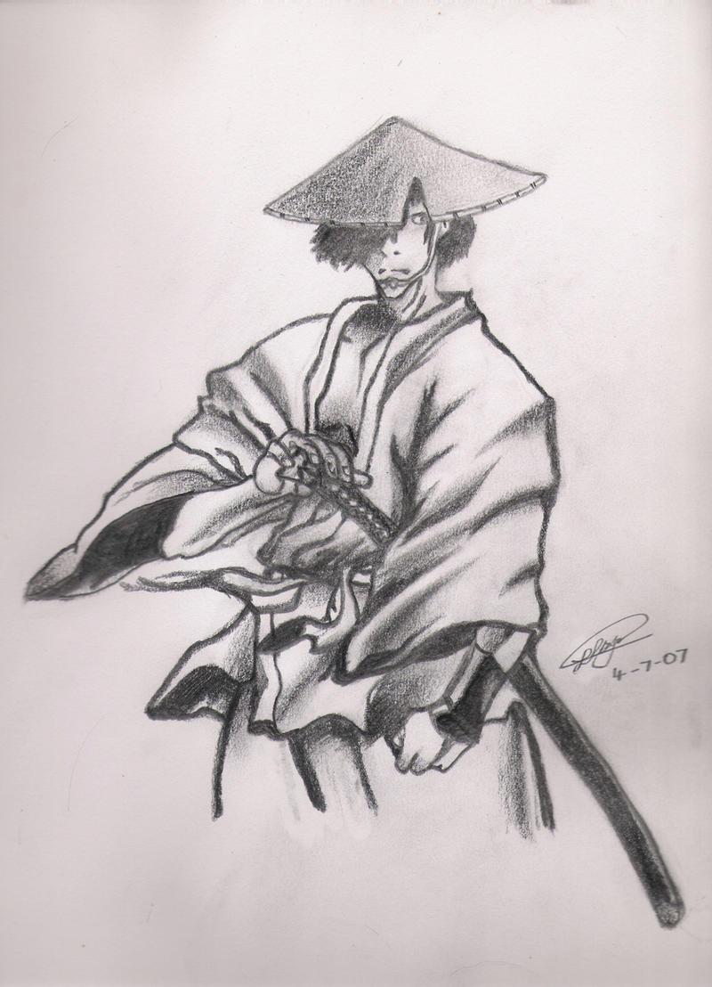 Jubei Ninja Scroll Series By Felix Da Housecat On Deviantart