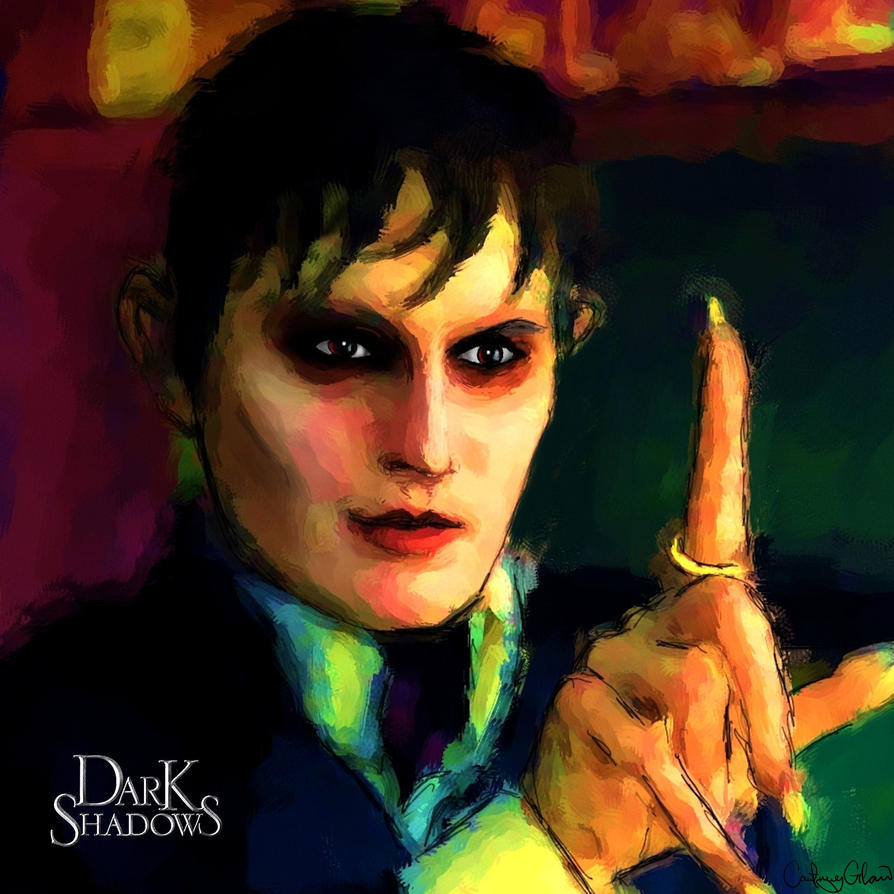 Barnabas Collins by PennyHorrible