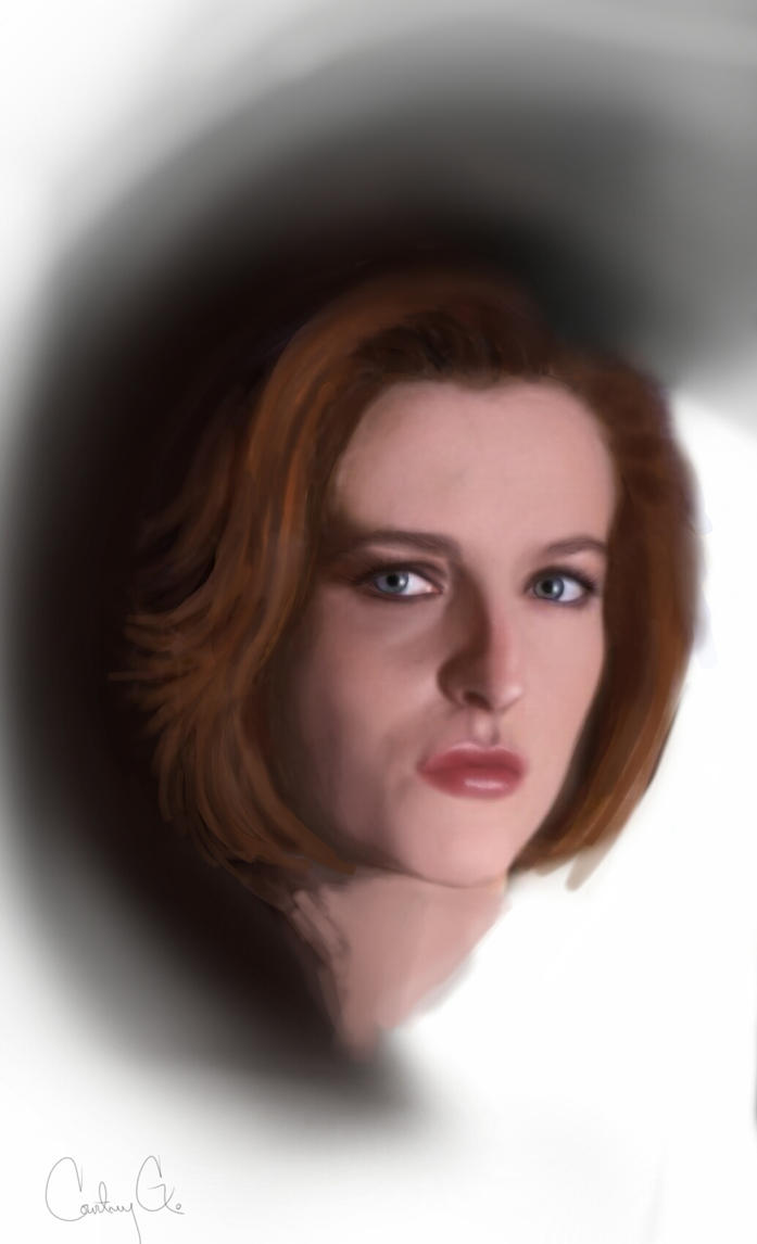 Dana Scully by PennyHorrible