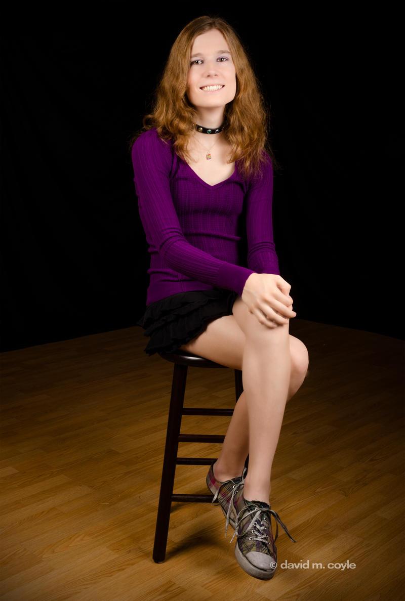 Sitting Pretty by DavidMCoyle