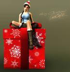 Merry Christmas from Lara