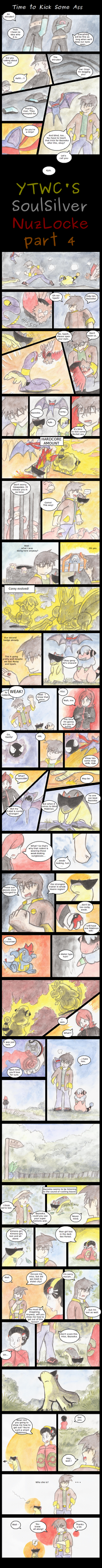 YTWC's Nuzlocke 4 by Yamashita-akaDoragon