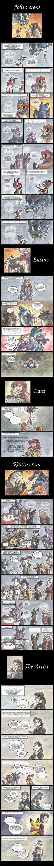 YTWC's Nuzlocke: Q+A II part 2 by Yamashita-akaDoragon